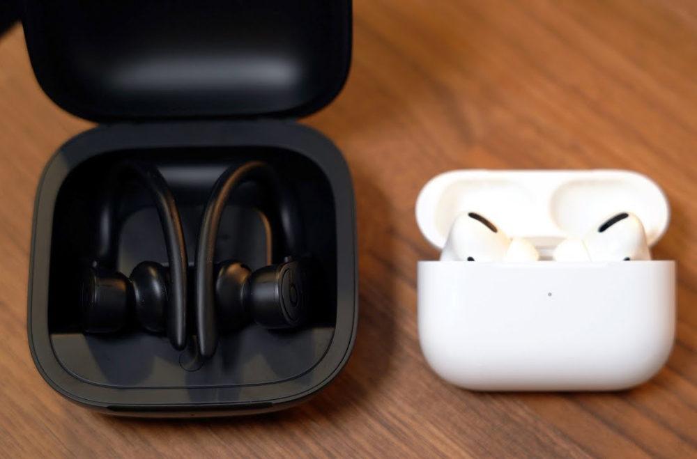Powerbeats Pro AirPods Pro Apple a vendu plus découteurs en 2020 que les autres constructeurs