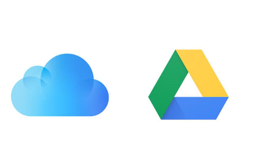 iCloud et Google Drive Apple propose le transfert des photos et vidéos diCloud vers Google Drive
