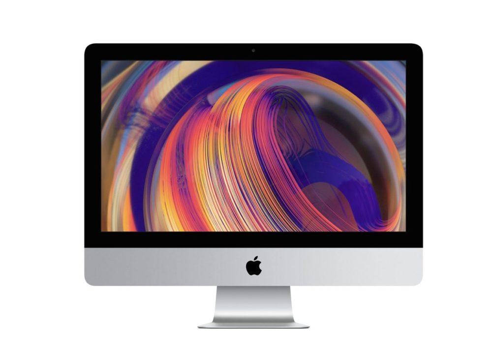 iMac 21.5 Pouces Avec Ecran Retina 4K iMac 21,5 pouces : rupture de stock pour certains modèles avant la keynote