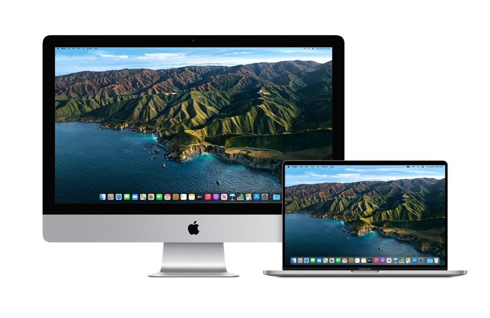 iMac MacBook Pro macOS Big Sur macOS Big Sur 11.3.1 est disponible : des correctifs sont au rendez vous