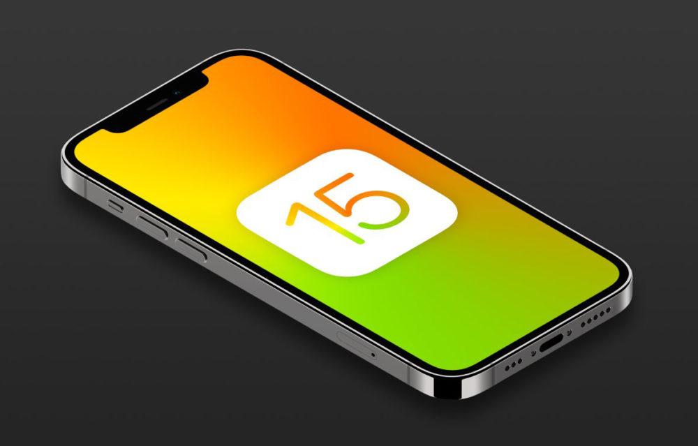 iOS 15 iPhone iOS 15.0.1 est là et corrige le bug empêchant le déverrouillage de liPhone 13 avec lApple Watch
