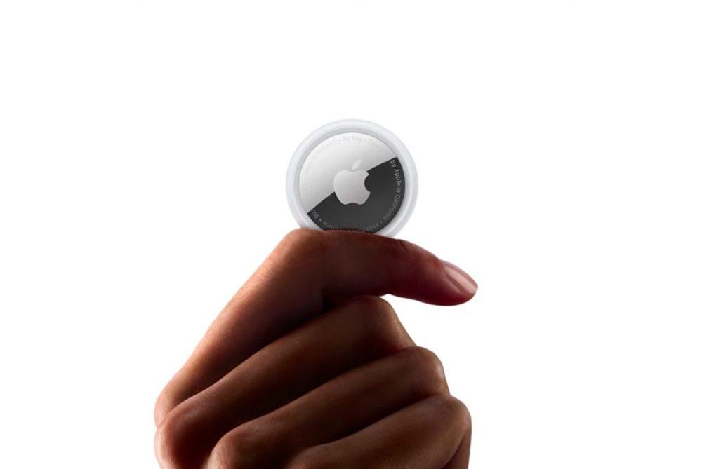 Apple AirTag [Keynote avril 2021]   Apple lève officiellement le voile sur AirTag, sonoutil de suivi dobjets