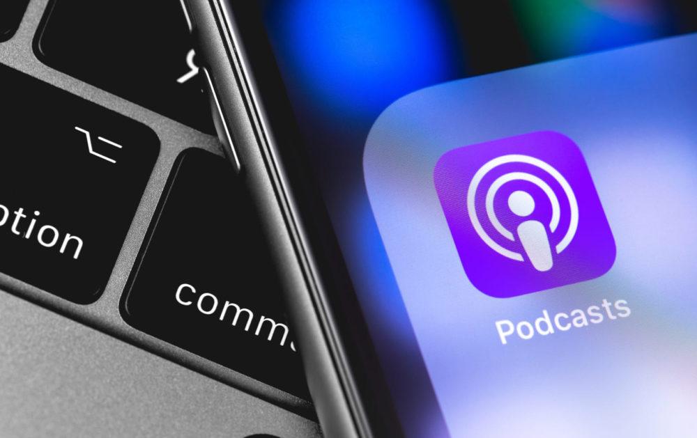 Apple Podcasts Icone Podcasts+ : une offre payante serait présentée par Apple à la keynote du 20 avril