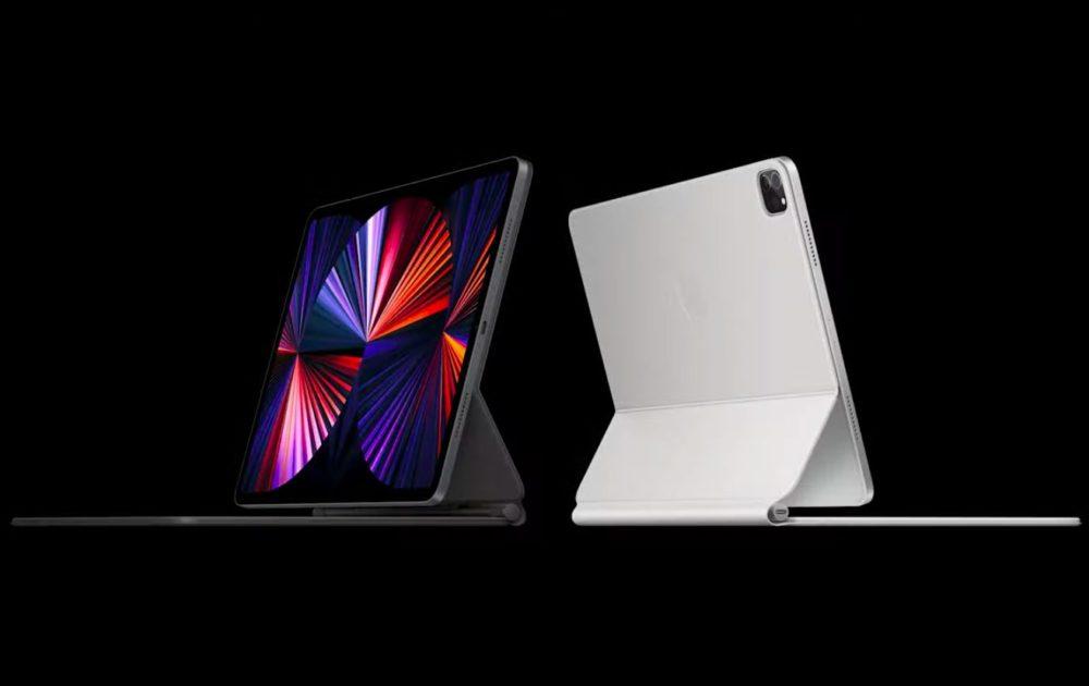 Apple iPad Pro M1 2021 [Keynote] LiPad Pro 2021 est là : puce M1, 5G, Thunderbolt, écran XDR, 2 To de stockage...