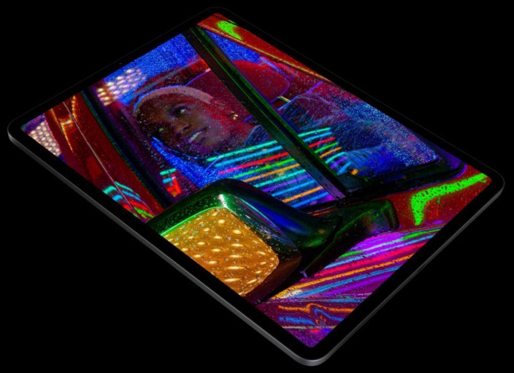 Apple iPad Pro M1 LiPad Pro M1 (2021) est disponible à lachat sur le site dApple