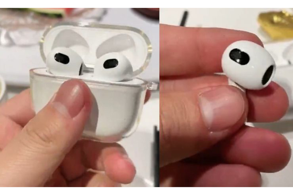 Contrefacons Apple AirPods 3 AirPods 3 : des contrefaçons sont déjà en circulation