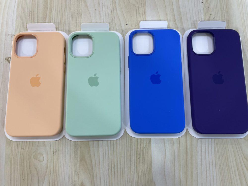 Coques MagSafe iPhone 12 : les nouveaux coloris pour le printemps sortiraient bientôt
