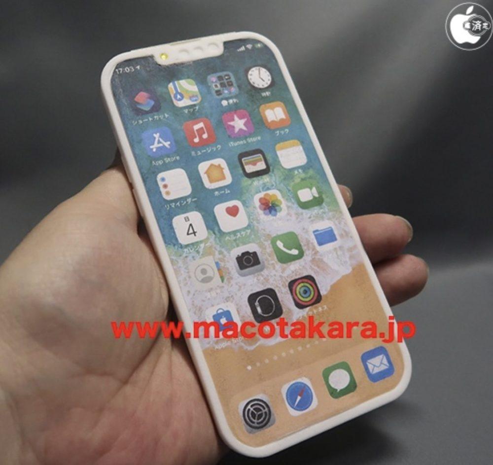 Images Factices iPhone 13 Pro 1 La caméra avant repositionnée et lencoche plus petite de liPhone 13 Pro dévoilées avec des images factices