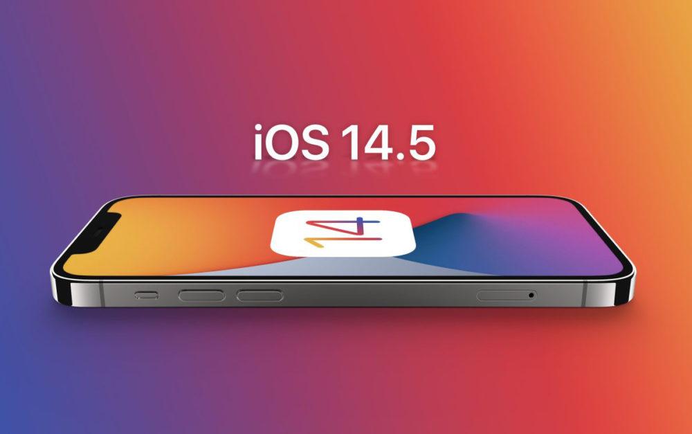 iOS 14.5 et iPadOS 14.5 : la version finale est disponible avec plusieurs nouveautés