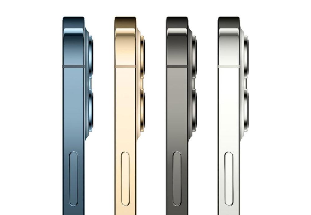 iPhone 12 Pro Antenne iPhone 13 : Apple proposerait les modèles avec la 5G millimétrique dans plusieurs pays
