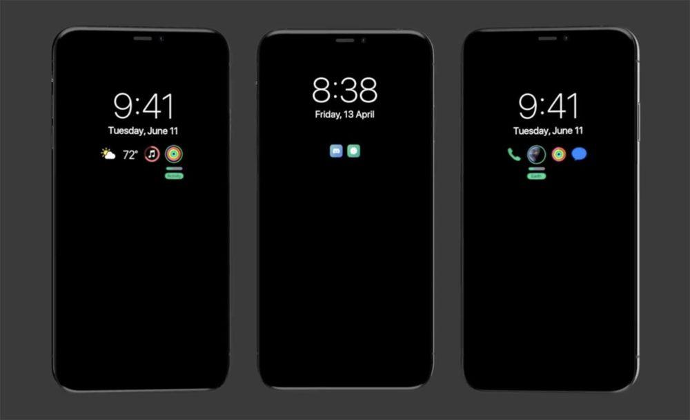 iphone 13 always on display iPhone 13 : le point sur les rumeurs (nouveautés, prix, date de sortie...)