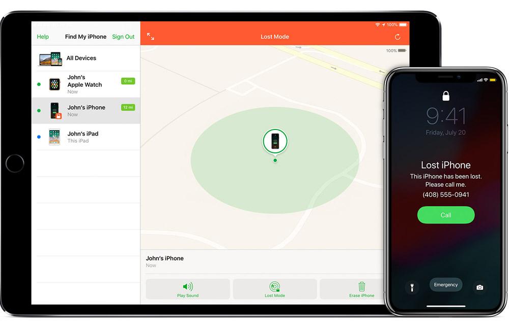 iphone ipad perdu localiser Que faire lorsque mon iPhone est perdu ou volé ?