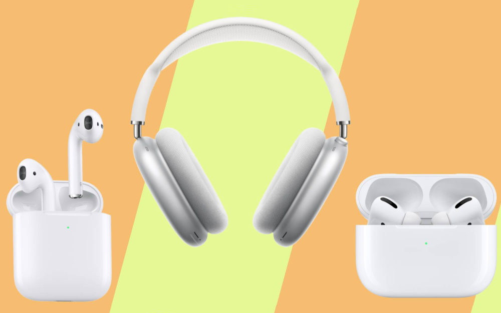 AirPods AirPods Max AirPods Pro Les AirPods et les AirPods Pro/Max sont incompatibles avec Apple Music Lossless