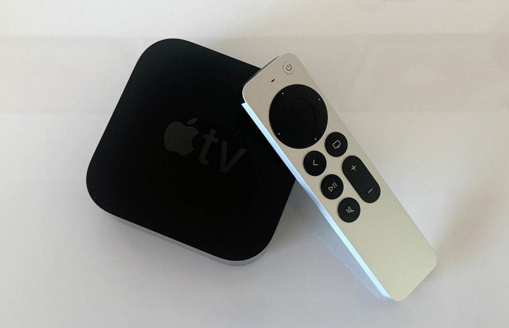 Apple TV 4K 2021 tvOS 15 : Apple rend disponible la bêta 5 développeurs