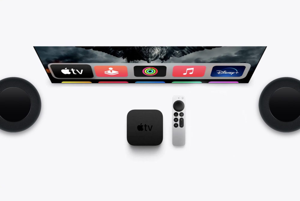 Apple TV tvOS HomePod tvOS 15 et HomePod 15 : Apple publie la bêta 3 publique