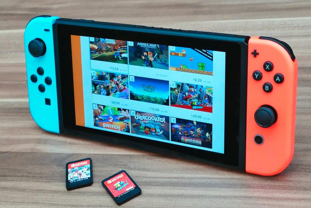 Une console hybride portable comme la Nintendo Switch serait en préparation chez Apple