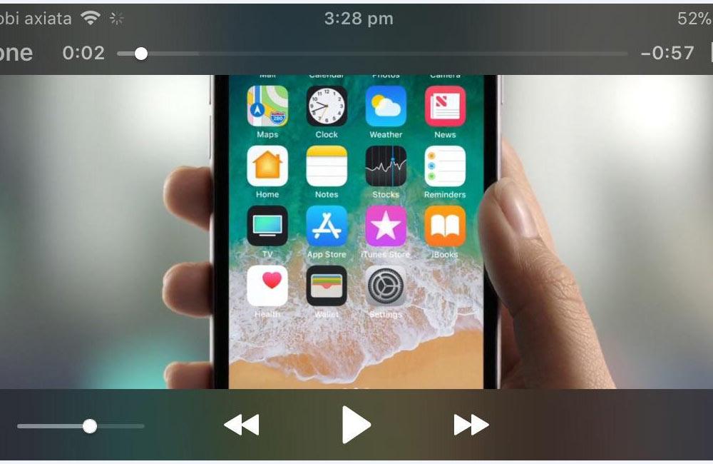 app lecteur video iphone Top 5 des apps de lecteurs de vidéos pour iPhone