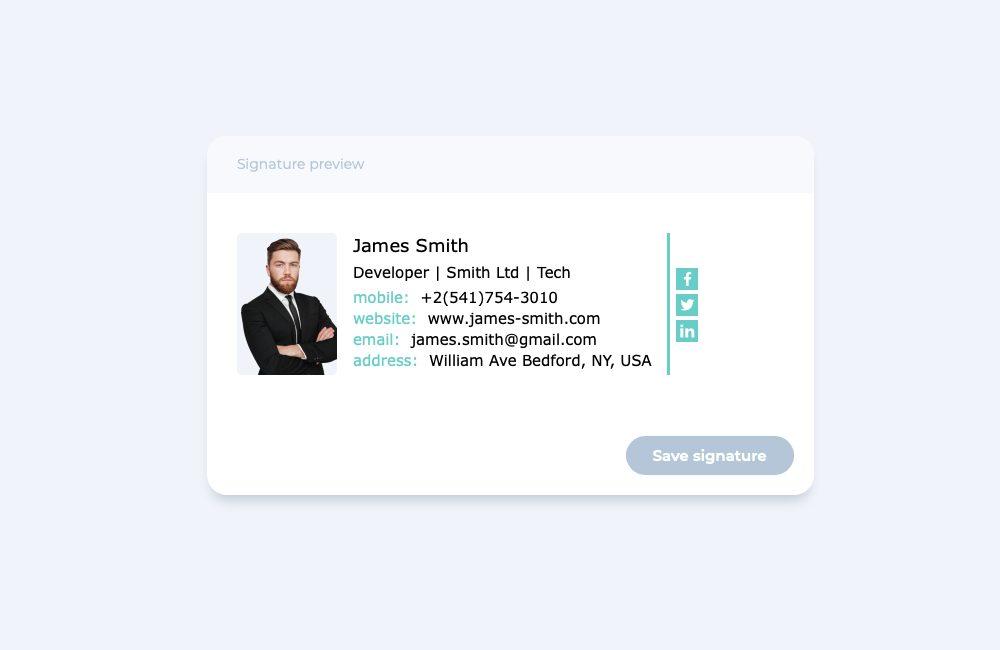 generateurs signatures email Top 7 des générateurs de signature d'e mail