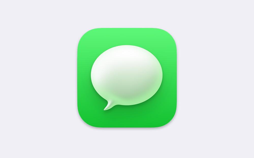 iMessage Logo Apple a fait savoir quiMessage rencontre actuellement des problèmes
