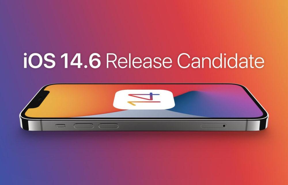 iOS 14.6 Release Candidate iOS 14.6 et iPadOS 14.6 : la deuxième Release Candidate (RC) est disponible