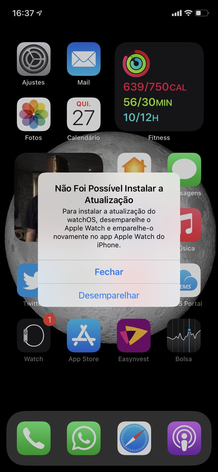 iOS 14.6 et watchOS Mise A Jour Apple Watch Series 3 iOS 14.6 indique aux utilisateurs dApple Watch Series 3 de restaurer leur montre avant la mise à jour