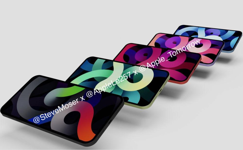 Un iPod touch 8 verrait le jour en automne 2021 avec un design proche de liPad Air 4