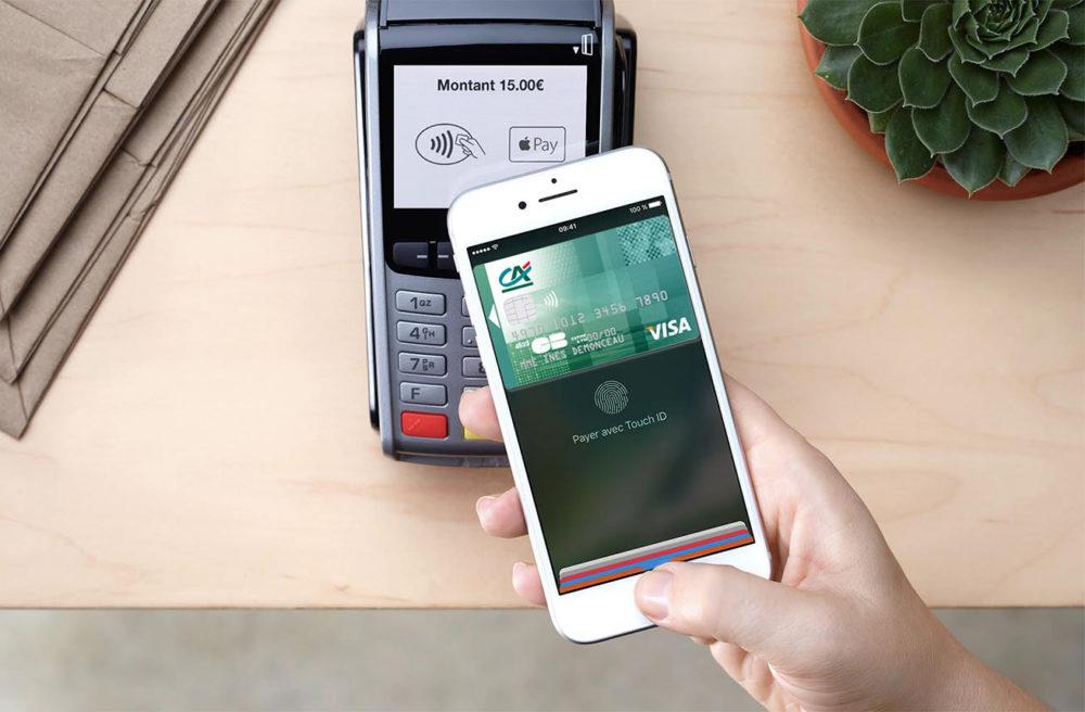 Apple Pay Credit Agricole Apple Pay : le Crédit Agricole permet désormais de payer sur Internet et à létranger