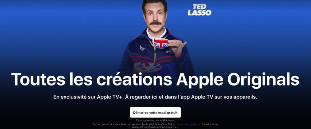Apple TV Plus Abonnement Gratuit Apple TV+ : Apple a fait savoir que lessai gratuit passera dun an à 3 mois dès le 1er juillet