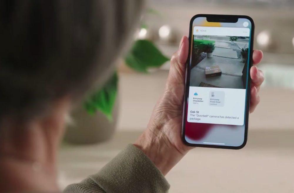 Apple tvOS 15 Colis WWDC 2021 [WWDC 2021] – tvOS 15 : SharePlay, affichage de plusieurs caméras, contenus personnalisés et autres