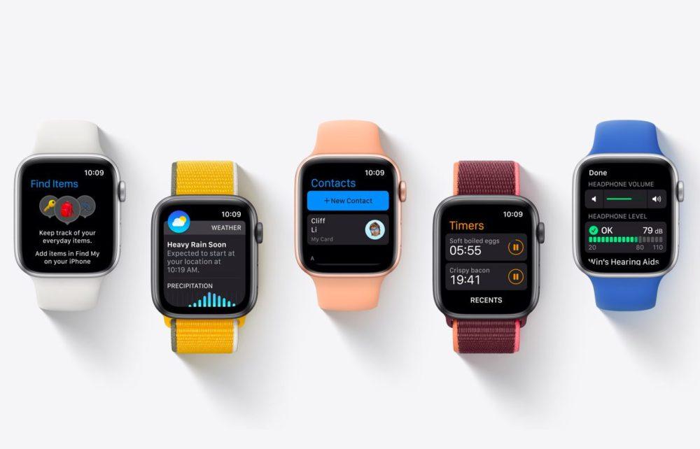 Apple watchOS 8 Apple Watch Series 6 watchOS 8 : la première bêta publique est disponible au téléchargement