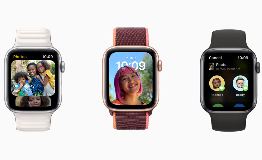 Apple watchOS 8 Photos watchOS 8 : Apple publie la bêta 5 aux développeurs