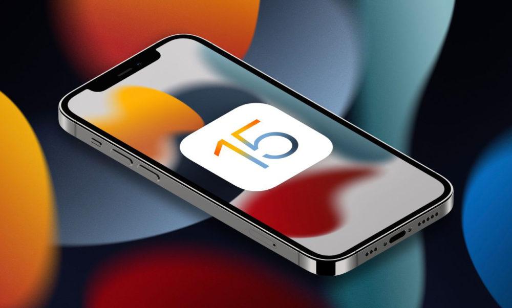 iOS 15 iPhone 12 iOS 15 et iPadOS 15 : Apple publie la bêta 7 développeurs
