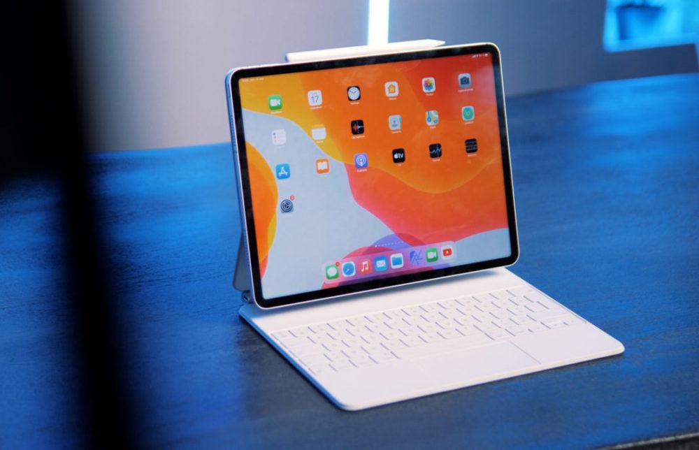 iPad Pro M1  Certains iPad qui verront le jour en 2022 seraient équipés des écrans OLED
