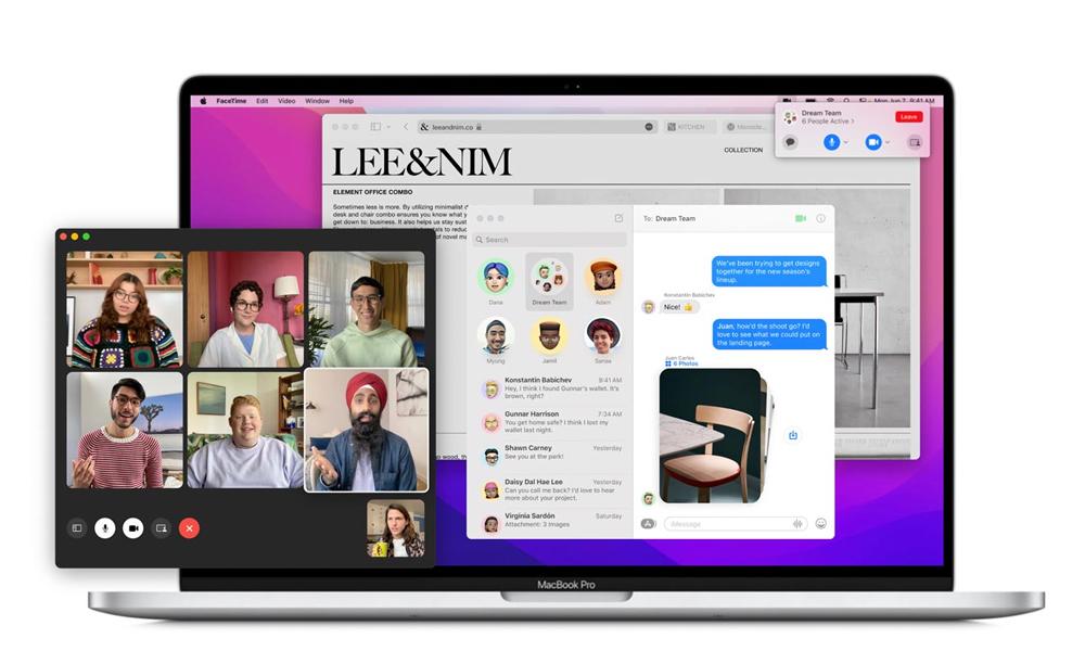 macOS Monterey MacBook Pro macOS Monterey : Apple publie la bêta 6 développeurs