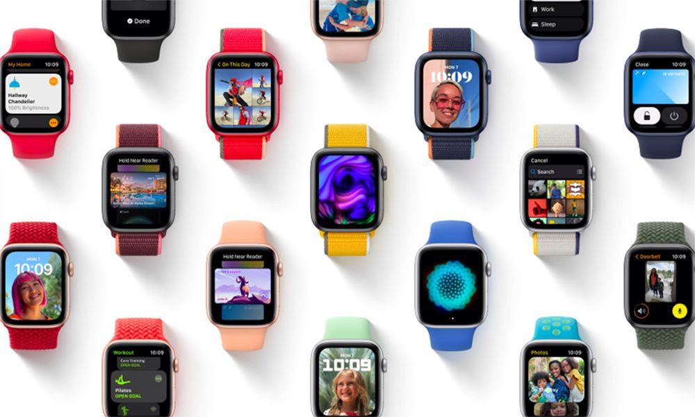 watchOS 8 Apple Watch Series 6 watchOS 8 : Apple rend disponible la bêta 7 développeurs