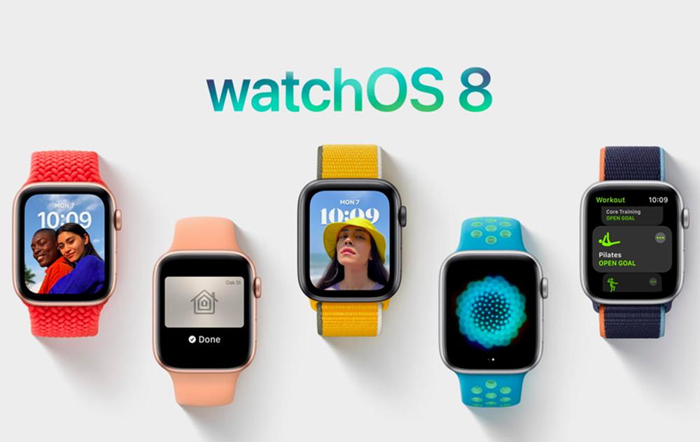 watchOS 8 Apple Watch watchOS 8 : Apple publie la bêta 1 aux développeurs