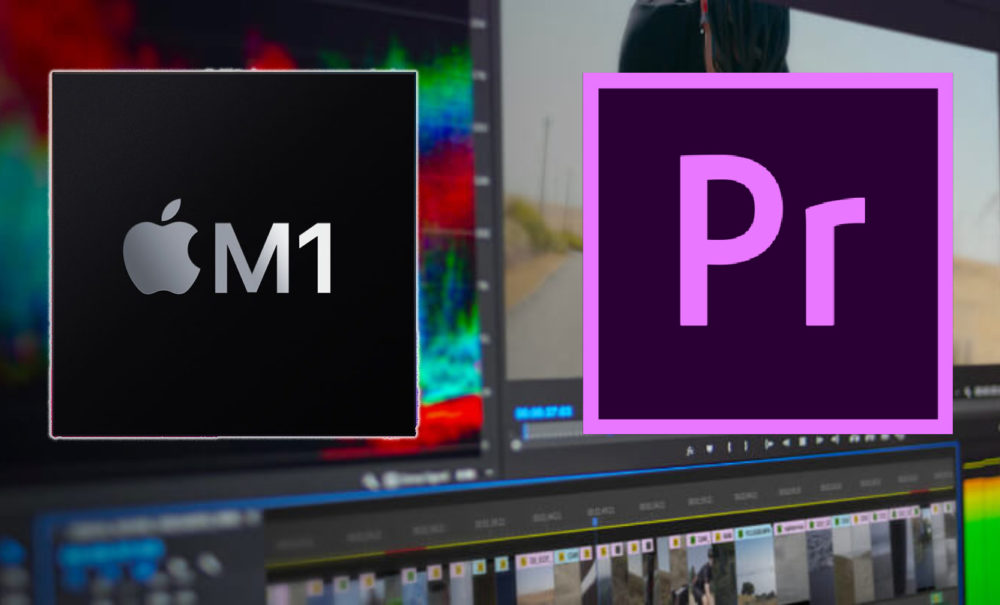 Adobe Premiere Pro Mac M1 Lapp Premiere Pro de Adobe est à jour pour supporter des Mac M1
