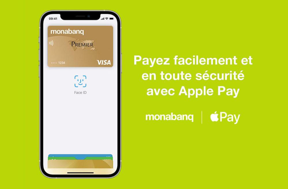 Apple Pay Monabanq Apple Pay fait enfin son arrivée chez Monabanq