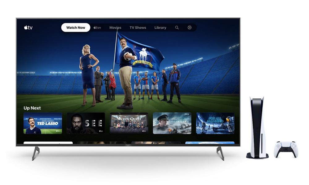 Jusquà 6 mois gratuits à Apple TV+ si vous avez une PS5