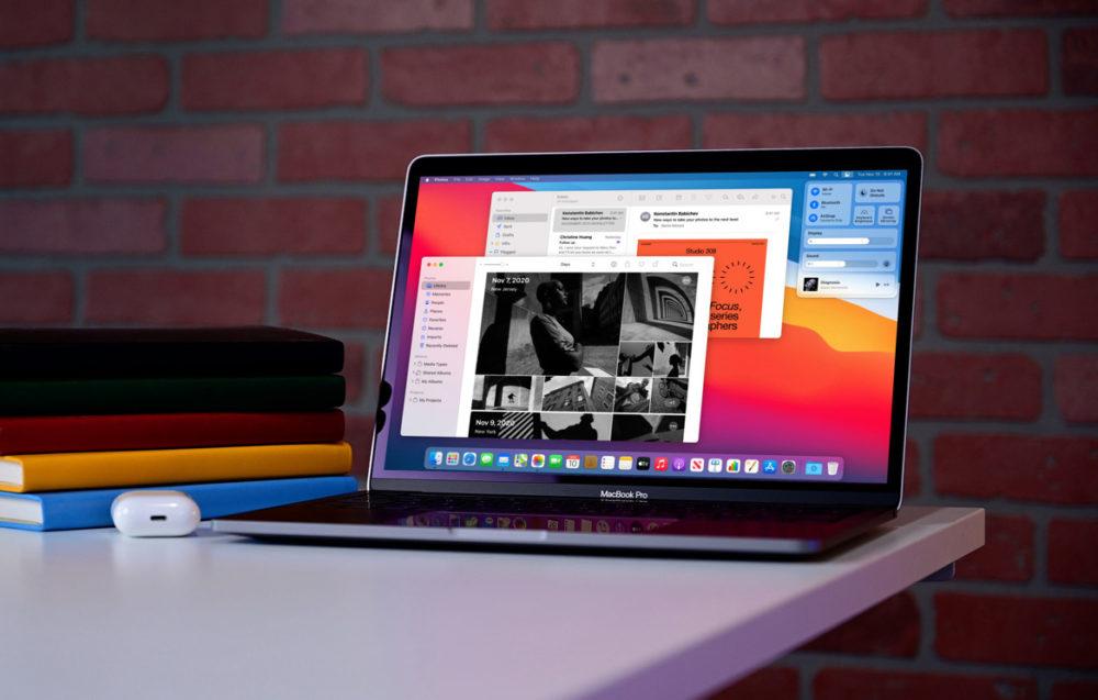 MacBook Pro Puce M1 Écran toujours allumé sur liPhone 13 et le MacBook Pro Mini LED pour lautomne ?
