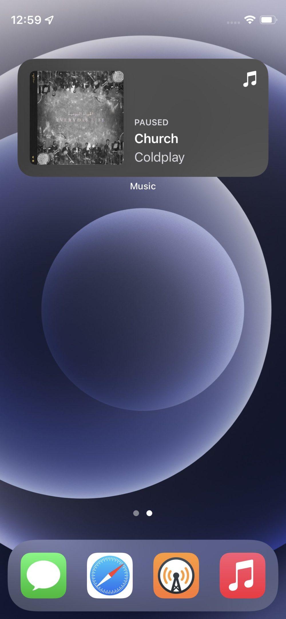 iOS 15 Beta 3 App Musique iOS 15 et iPadOS 15 bêta 3 : la liste des nouveautés proposées par Apple