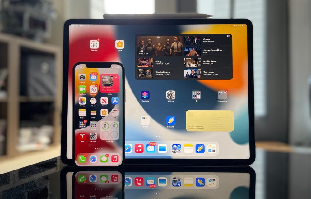 iOS 15 iPadOS 15 iOS 15 et iPadOS 15 : Apple publie la Release Candidate