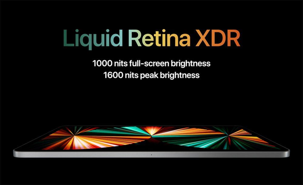 iPad Pro 2021 Liquid Retina XDR iPad Pro 2022 : tous les modèles auront le droit à lécran mini LED