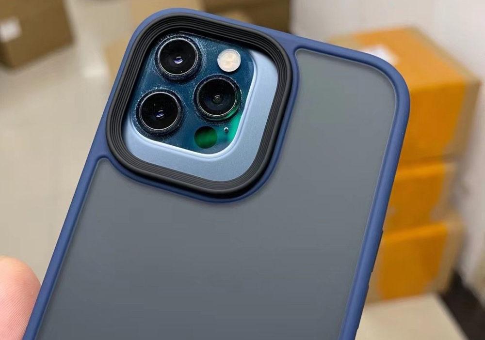 iPhone 13 Pro Max : le plus grand module photo dévoilé grâce à une coque