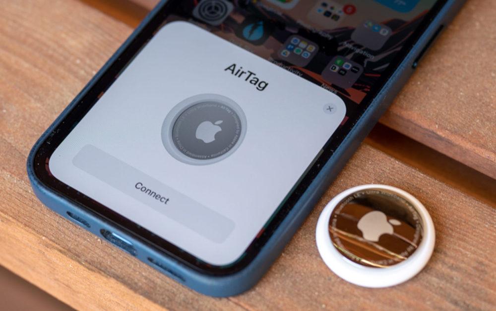Apple Airtag AirTag : une nouvelle mise à jour est désormais disponible