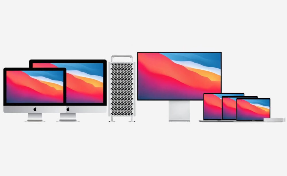 Apple Silicon Mac Mark Gurman partage la feuille de route des prochains Mac Apple Silicon