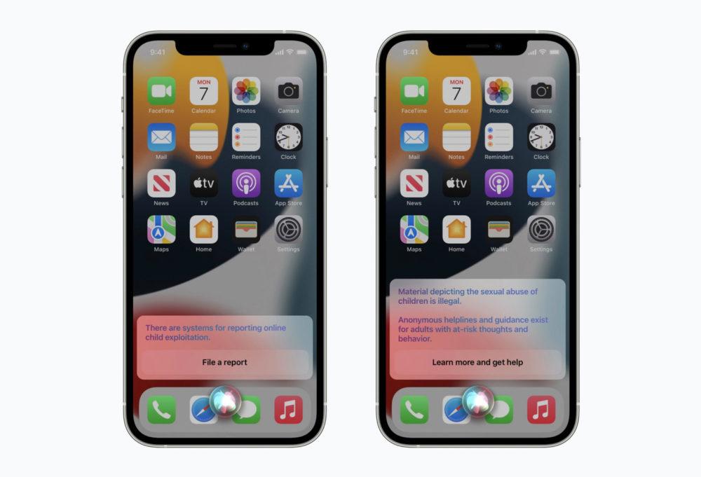 Lutte Apple Contre Pedopornographie Siri et Recherche Lanalyse de photos des utilisateurs par Apple pour lutter contre la pédopornographie est reportée