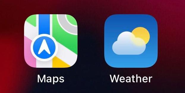 iOS 15 Icone App Meteo iOS 15 et iPadOS 15 bêta 5 : voici la liste des nouveautés retrouvées