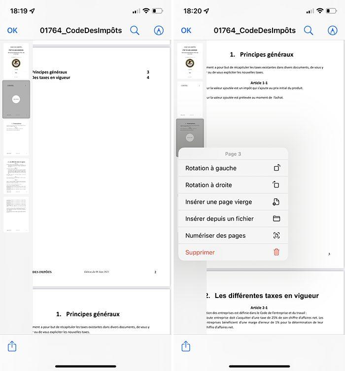 iphone fichiers pdf editer Comment éditer les PDF sur iPhone et iPad avec iOS 15 et iPadOS 15