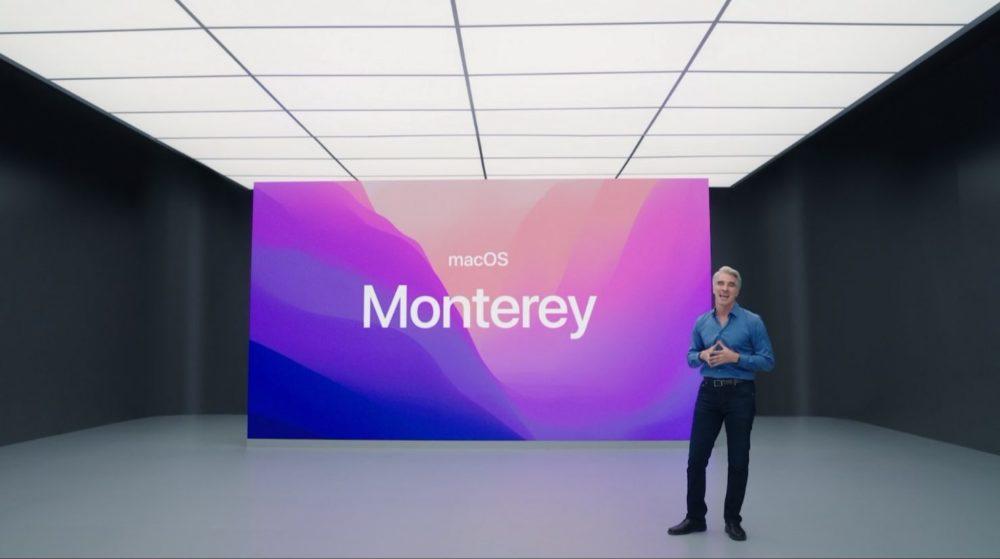 macOS Monterey : Apple publie la bêta 5 développeurs